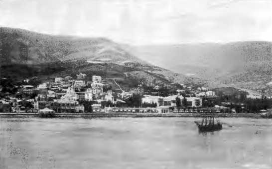 [1913 р.] Загальний вигляд з молу