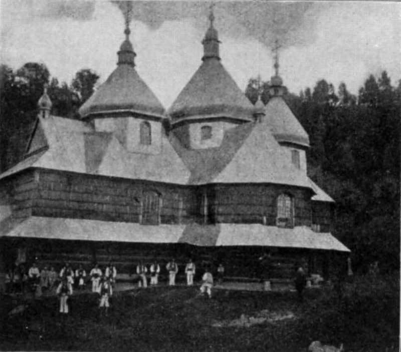 Церква св.Василя