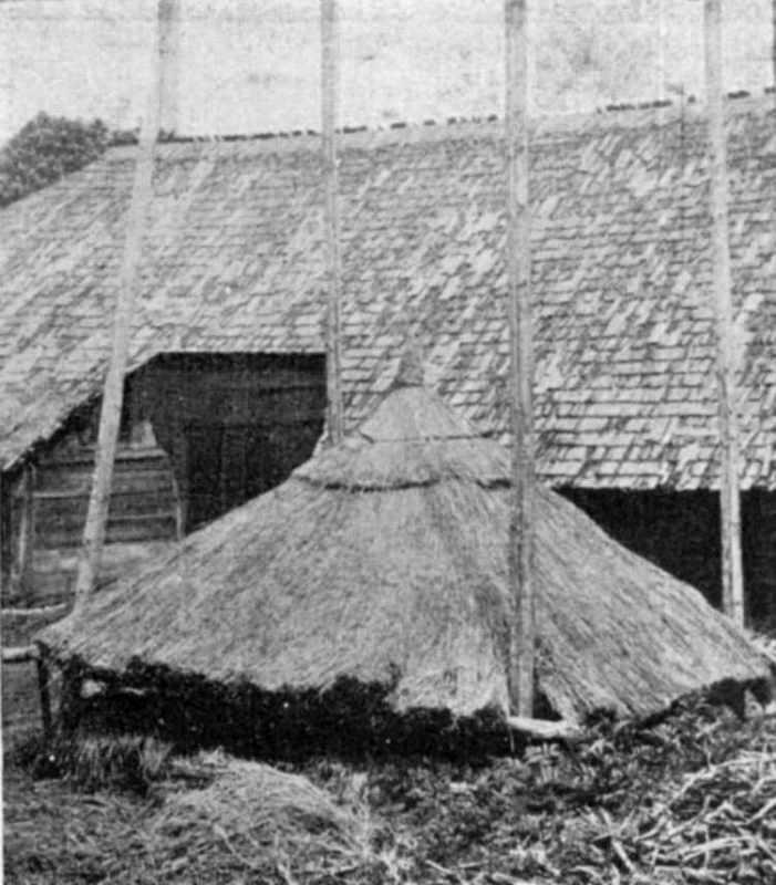 Джерело: Драган М. Українські деревляні церкви. – Льв..: 1937 р., т. 2, с. 11.
