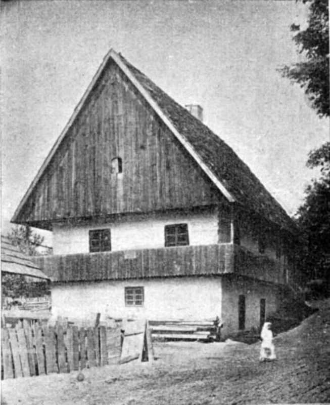 [1937 р.] Загальний вигляд хати