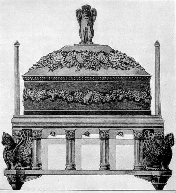 Дерев'яний саркофаг
