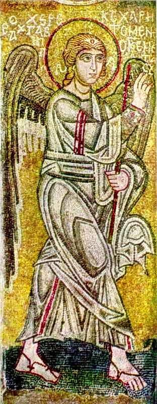Благовіщення – архангел Гавриїл