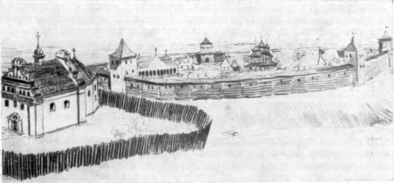Замок Б.Хмельницького