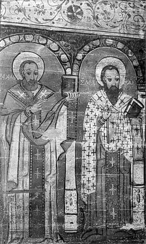 Авраам і Мельхіседек