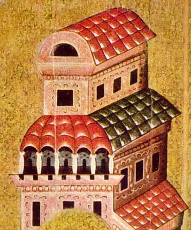 Архітектурне тло (справа)
