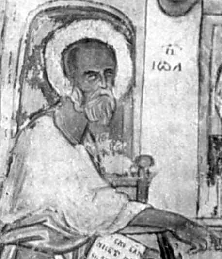 Півпостать євангеліста Іоана