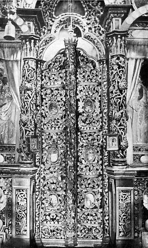 Іконостас церкви Параскеви в Росошках.…