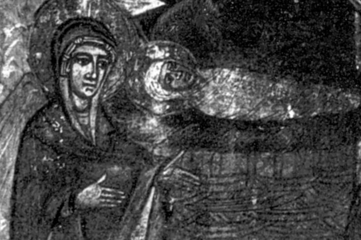 Марія та Ісус