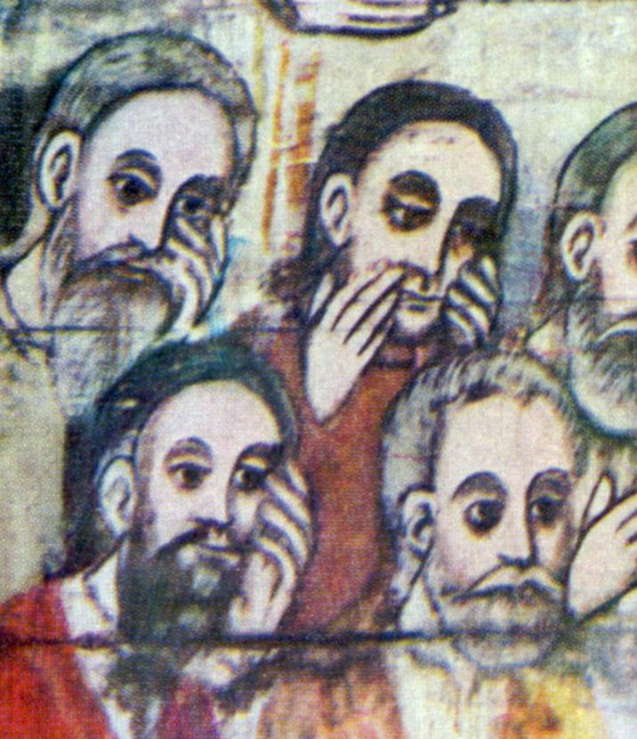 Апостоли 3 – 6
