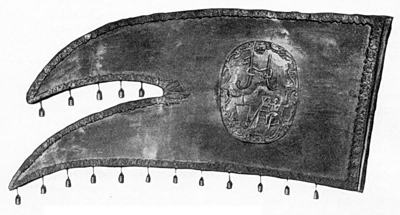Корогва цеху сріблярів, 1786 р.