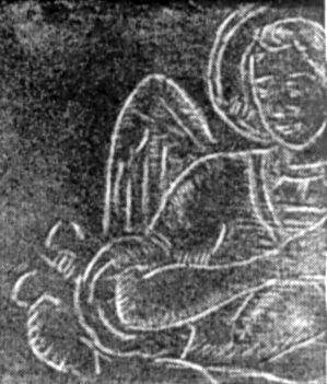 Ангел (фргамент)