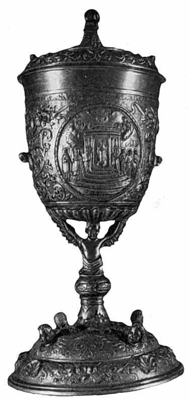 Водосвятна чаша, 1720 р.
