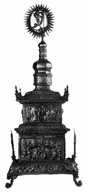 Дароханительниця, 1756 р.