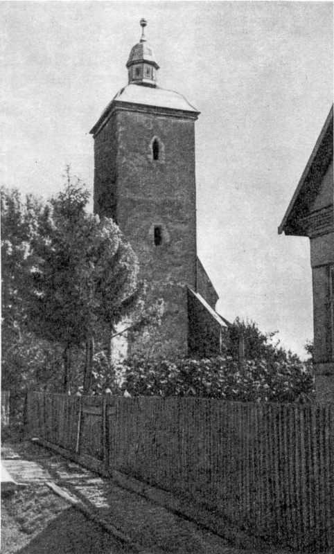 Башта костелу