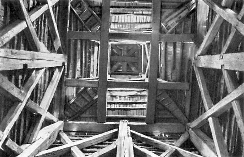 [1976 р.] Інтер'єр башти