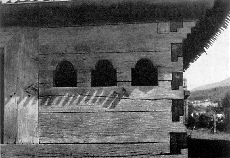 [1976 р.] Галерея. Вигляд з позиції С3