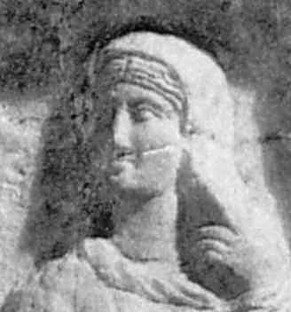 Голова жінки