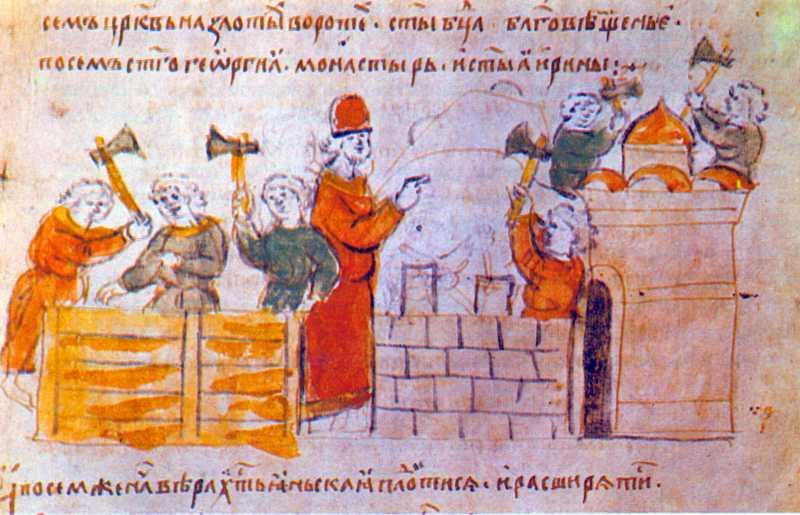 Давній Київ 10 – 13 ст.