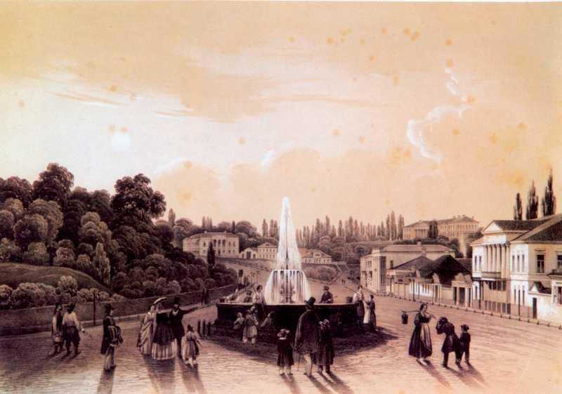 1840-і рр. Загальний вигляд