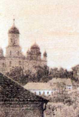 Дзвіниця і Софійський собор