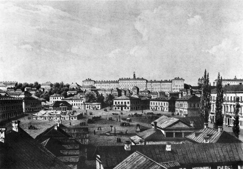 1876 р. Загальний вигляд з південного…