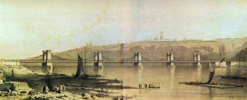 1853 р. Загальний вигляд з північного сходу