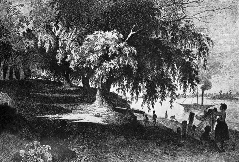 1844 р. У Києві