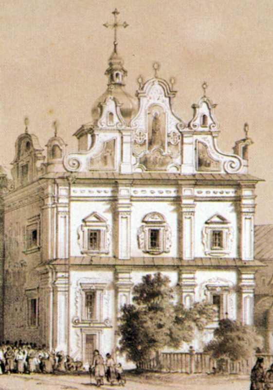 Успенський собор (південна частина)