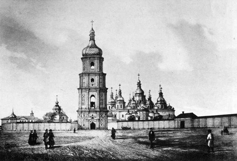 1860-і рр. Загальний вигляд з північного сходу