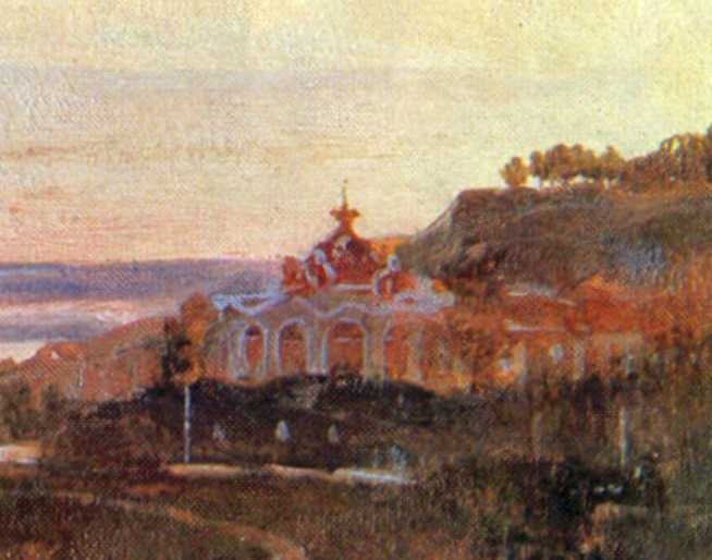 Павільйон Царського саду