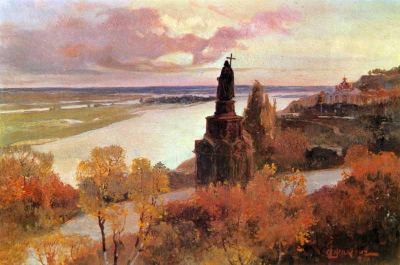 1913 р. Володимирова гора
