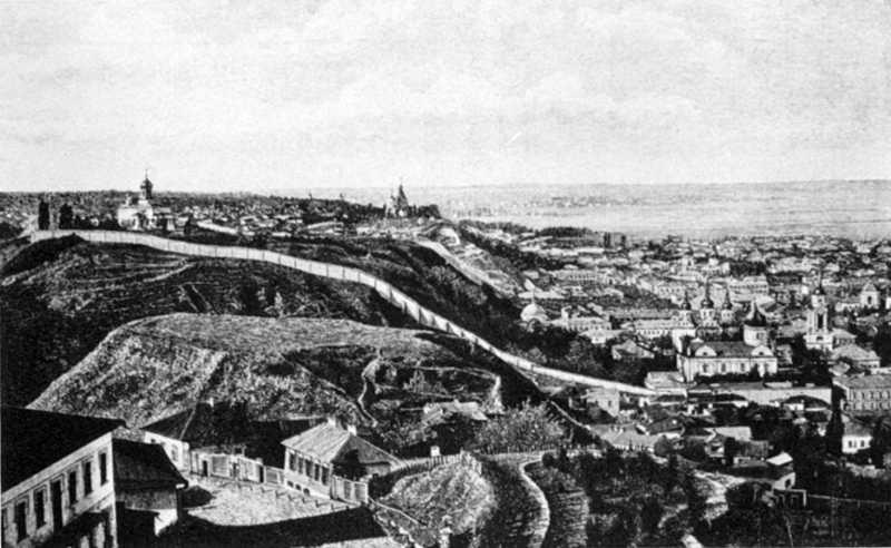 1888 р. Загальний вигляд з півдня