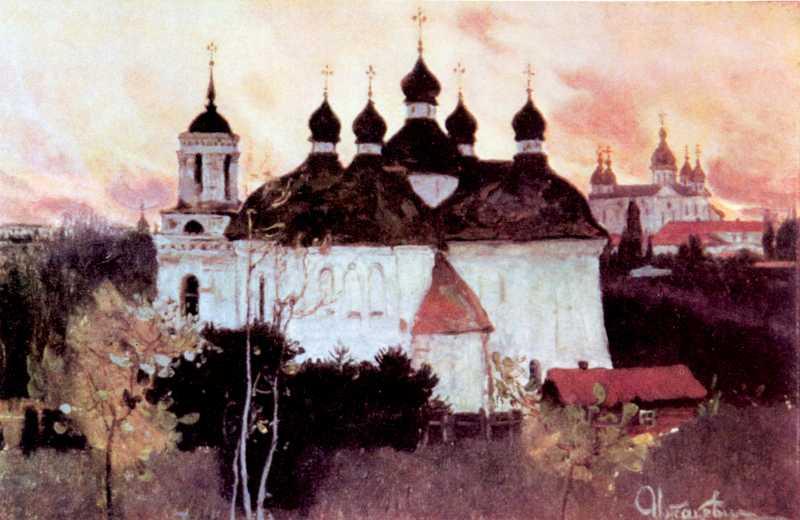 1913 р. Загальний вигляд з південного сходу