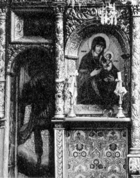 Архангел (дияконські двері).…