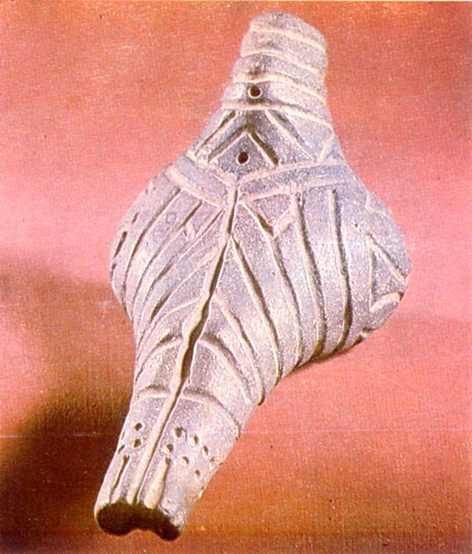 Антропоморфна статуетка