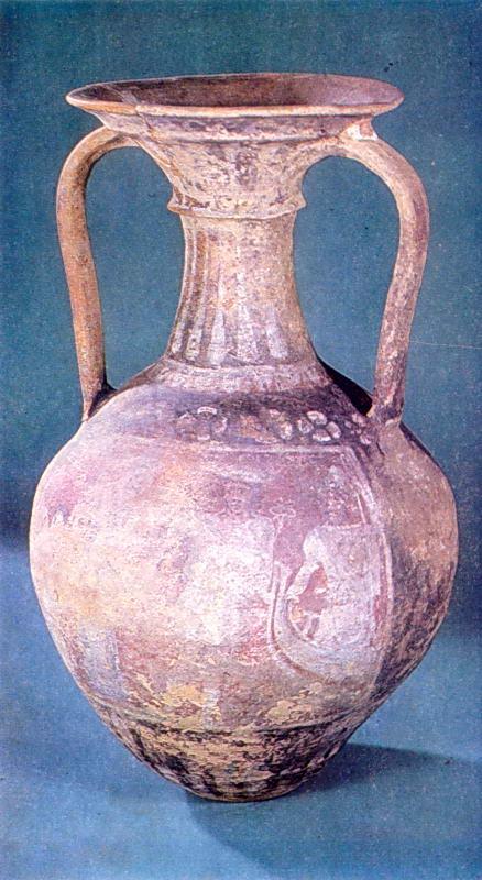 Погребальна ваза