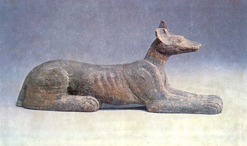 Статуетка Анубіса