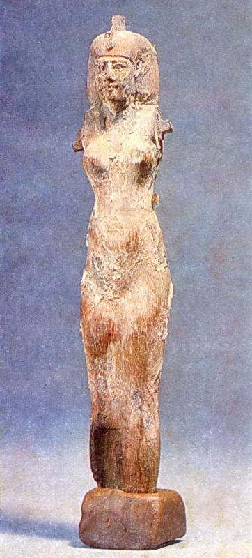 Статуетка цариці
