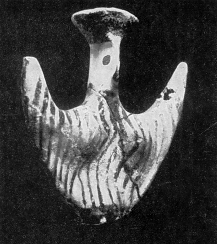 Статуетка богині