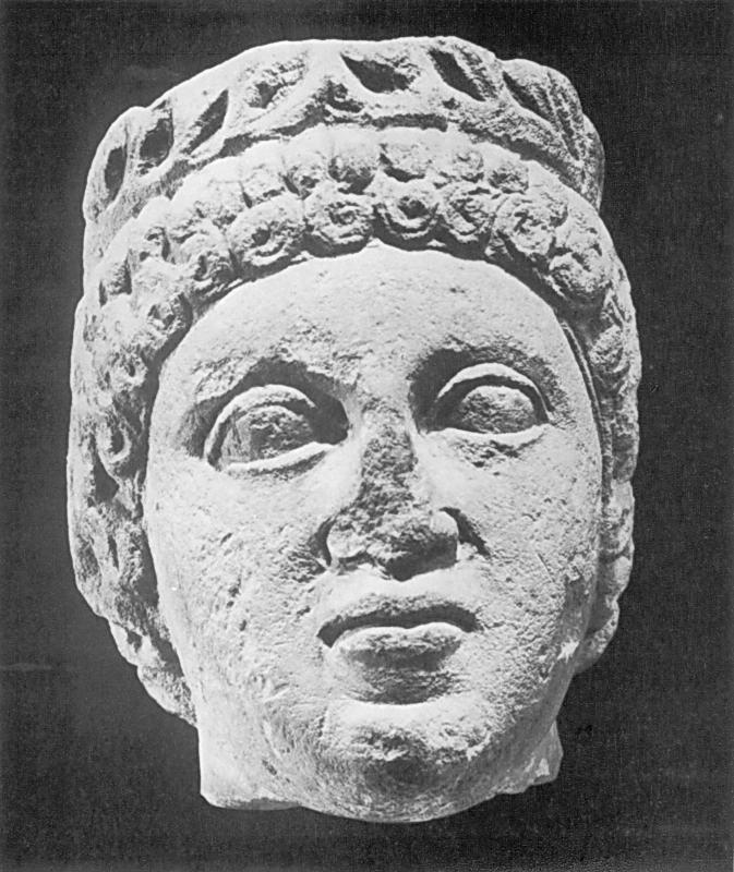 Скульптурний портрет правителя
