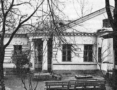 Будинок ігумені