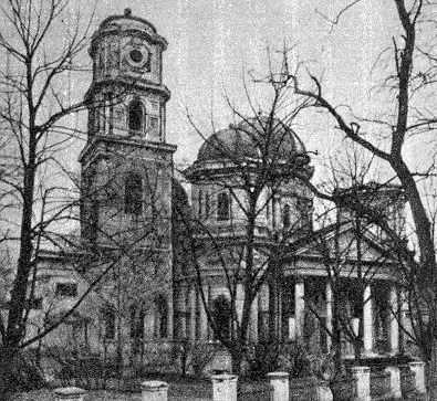 Церква св.Миколи Брянська