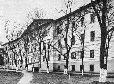 Земська лікарня