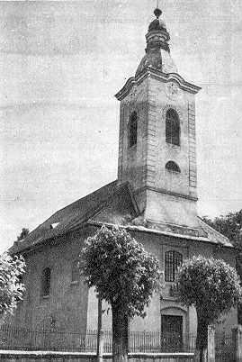 Костел св.Олени