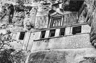 Zharkikh N. I. Bakhchisarai Assumption…