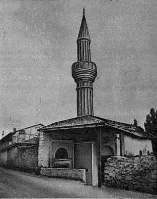 Мечеть Тахтали-Джамі