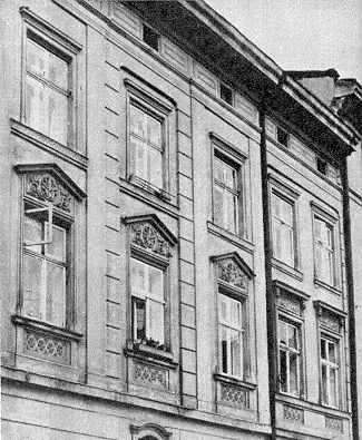 [1985 р.] Фрагмент головного фасаду