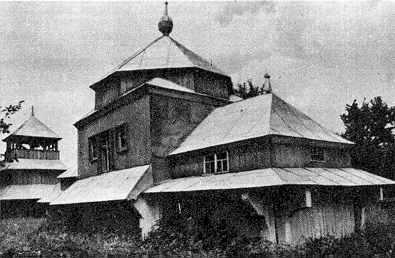 Церква св.Симеона Стовпника