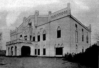 Палац Гіжицьких