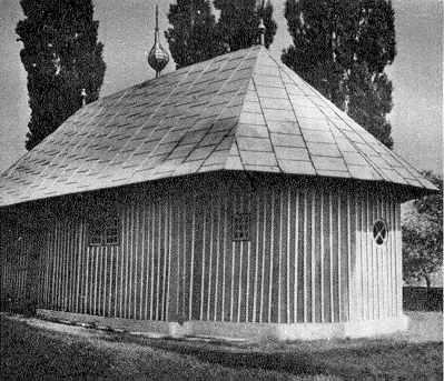 Церква Рідва богородиці